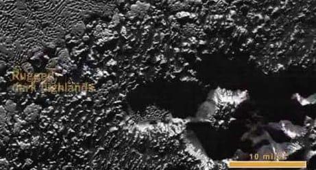 NASA's New Horizons Spacecraft Reveals Fascinating Close-Up Photos of Pluto