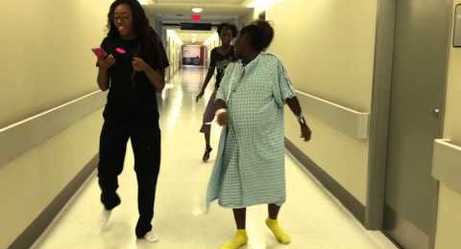 Mommy-to-Be Whips and Nae Nae's Her Way Through Contractions in This Video
