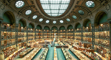 15 Amazing Libraries from Around the World