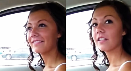 Girl Can't Explain How Long It Takes to Go 80 Miles at 80 MPH