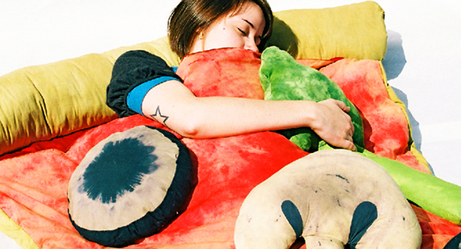 Have the Sweetest Dreams in These Food-Shaped Beds