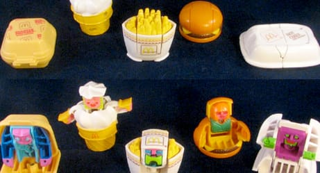 The Greatest Happy Meal Toys of Your Youth