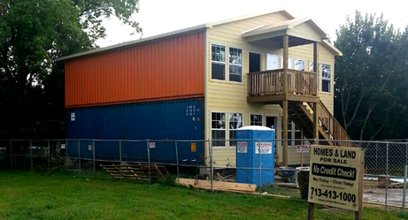 You'll Never Believe What a Twenty Four-Year-Old Built This Budget Home Out Of