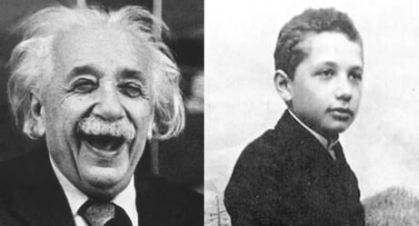 A Look Back at These Physicists as Children In Celebration of Einstein's Birthday