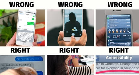 You've Been Using Your iPhone Wrong This Whole Time