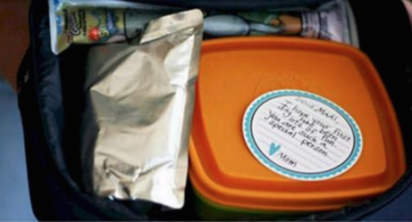 This Mom Put A Note In Her Son's Lunch Box Every Day, Until Police Showed Up At Her Front Door