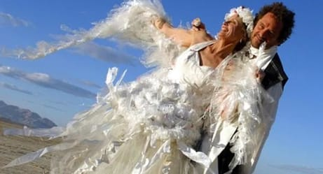 These Wedding Dresses That People Actually Got Married In Will Make You Say WTF