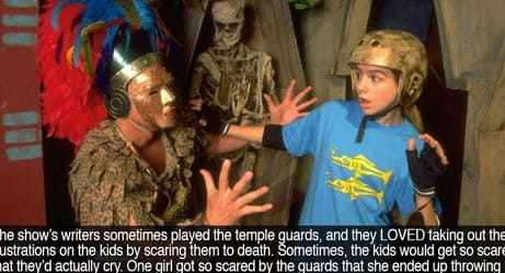 The Host Of 'Legends Of The Hidden Temple' Revealed What REALLY Happened To The Kids On The Show