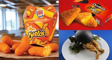 Bizarre Fast Food Items You Had No Idea You Could Buy Right Now...And Are Surprisingly Delicious