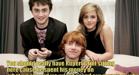 You'll Never Be Able to Guess How Rupert Grint (Ron) Spent His 'Harry Potter' Money
