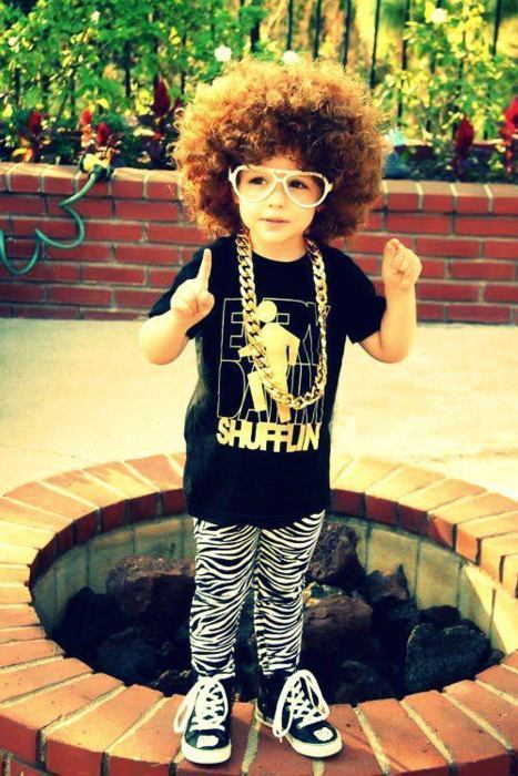 These Little Kids Have Big Time Swag - Shufflin\' | Kelly Rowland