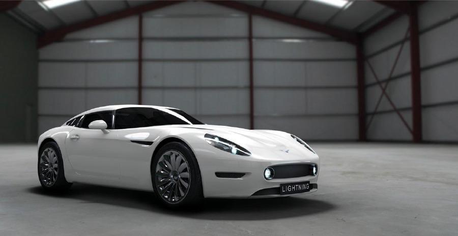 Badass EcoConscious Sports Cars Venturi Fetish Akon - Little sports cars