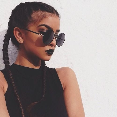 Most Chic Braided Hairstyles For Fall
