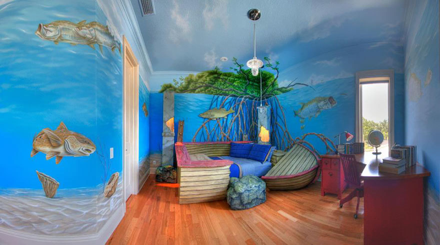 childrens bedrooms. Jaw Dropping Children s Bedrooms  Deep Blue Sleep Kelly Rowland
