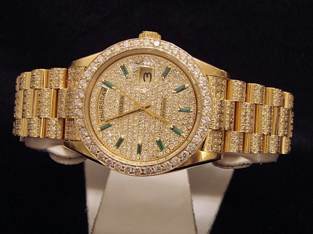 newest 16d6e a2646 Image result for blinged rolex