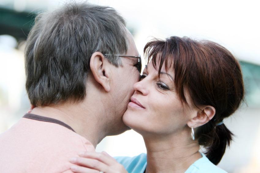 answers rules cheek kissing