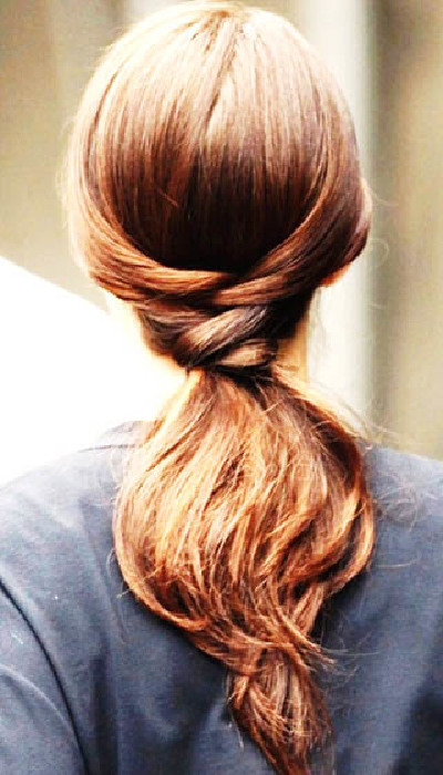 Fantastic 15 Easy Everyday Hairstyles To Try Hair Bow Guff Short Hairstyles Gunalazisus