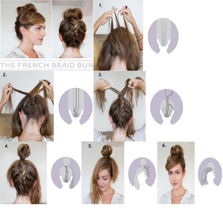 Pleasing How To Do Braid Hairstyles Yourself Braids Short Hairstyles Gunalazisus