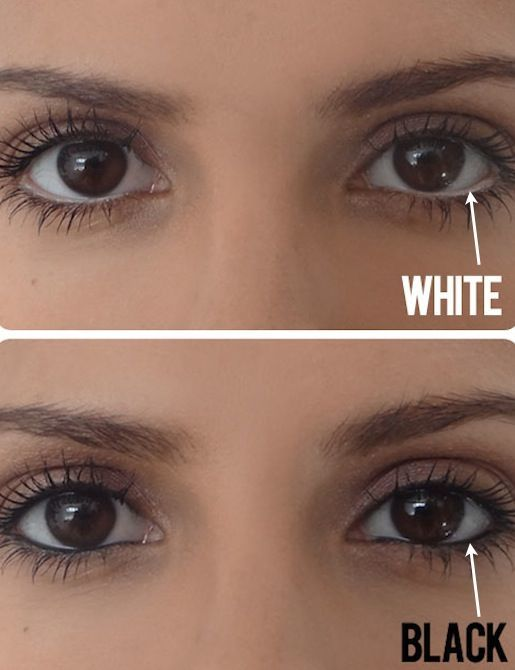 How To Do Eye Makeup Make Your Eyes Look Bigger - The Best Makeup ...