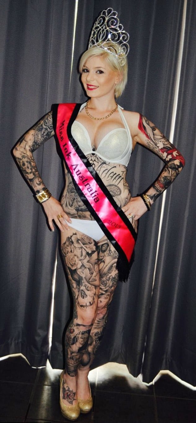 Miss Tattoo
