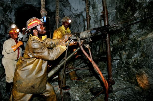 Africa Fights Back Gold Miners Revolt Against Their