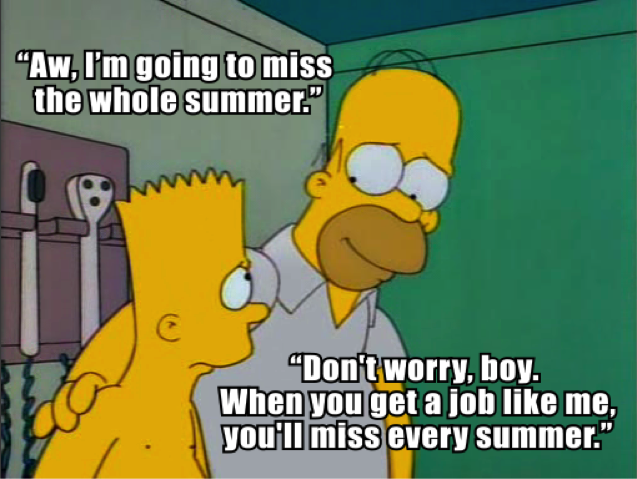 Some Of The Funniest Homer Simpson Quotes - Nothing's Wrong | Memes