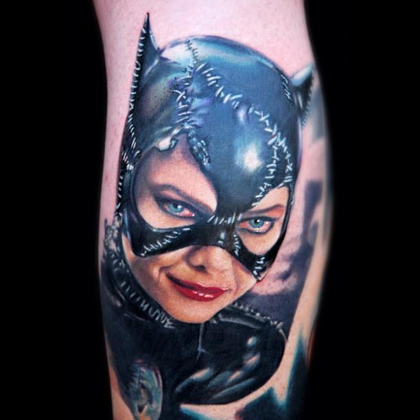 Battoos: Tattoos Inspired By Batman - Batman '66