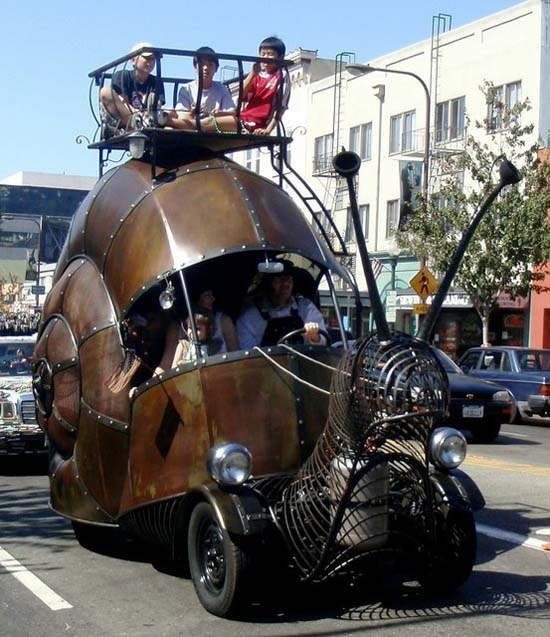 15 Bizarre Cars That Will Have You Riding In Style