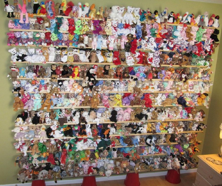 awesome things 39 90s kids loved to collect beanie babies