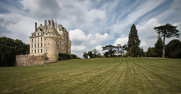 Château de Brissac (Замок Бриссак)
