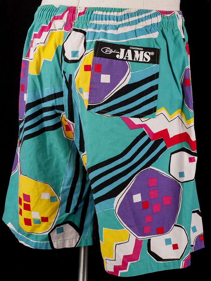 15 '80s Jam Shorts (and Pants) You Probably Wore - Neon or ...