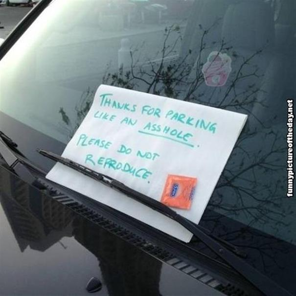 Parking Tickets And Car Insurance