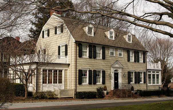 Prime 15 Scary Real Haunted Houses In America Amityville Horror House Largest Home Design Picture Inspirations Pitcheantrous