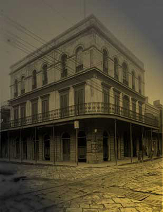 10 of the most haunted spots in the united states the for Houses in united states