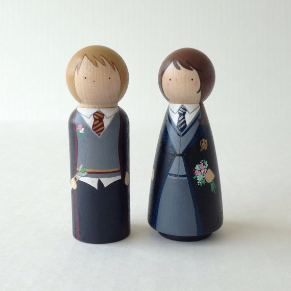 Creative Wedding Ideas For Harry Potter Fans