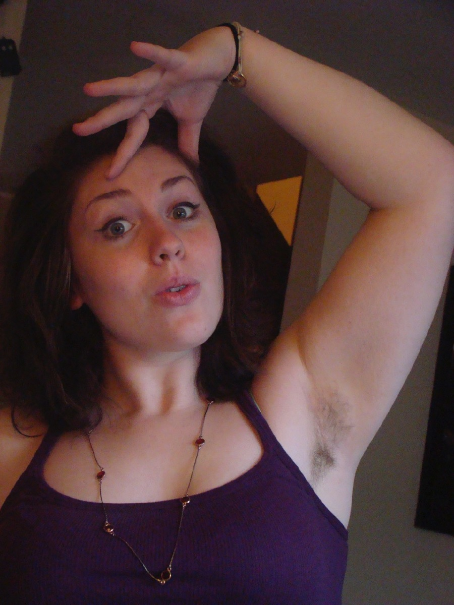 Do Girls Have Armpit Hair Unshaved Armpit Hair Is The New