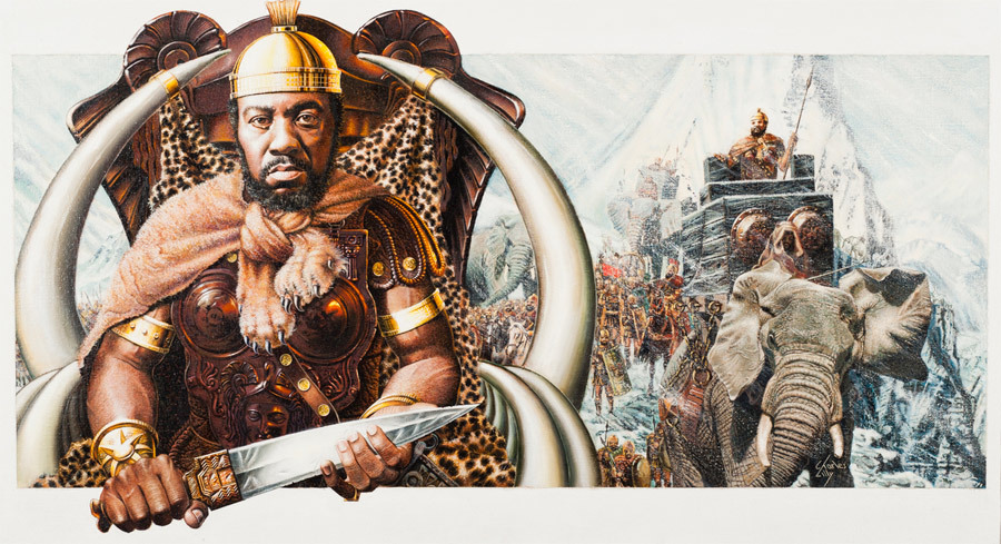 the life and times of hannibal of carthage Heroes of the past are not necessarily heroes of present time and vise versa a  person can be a hero for saving life of one or of millions, domestically or.