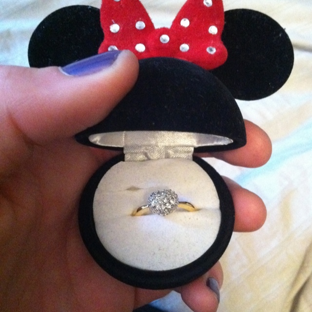 15 Awesome Disney Engagement Rings The Little Mermaid