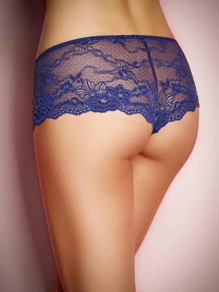 Sexy, Full-Bummed Underwear - Lace Boyshorts | Kelly Rowland