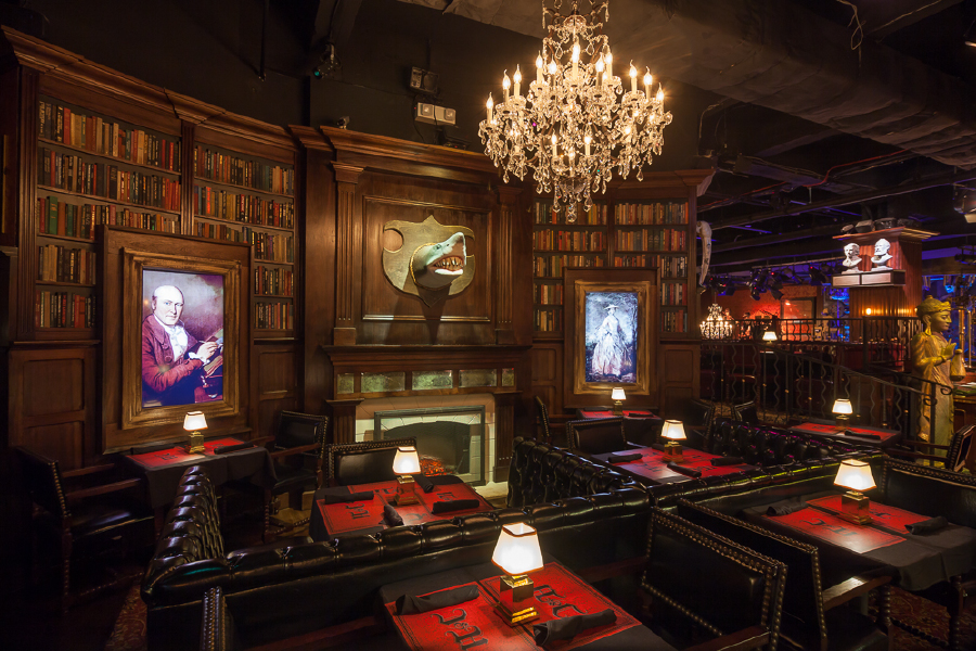 Grab A Drink At These 9 Horror Themed Bars From Around The