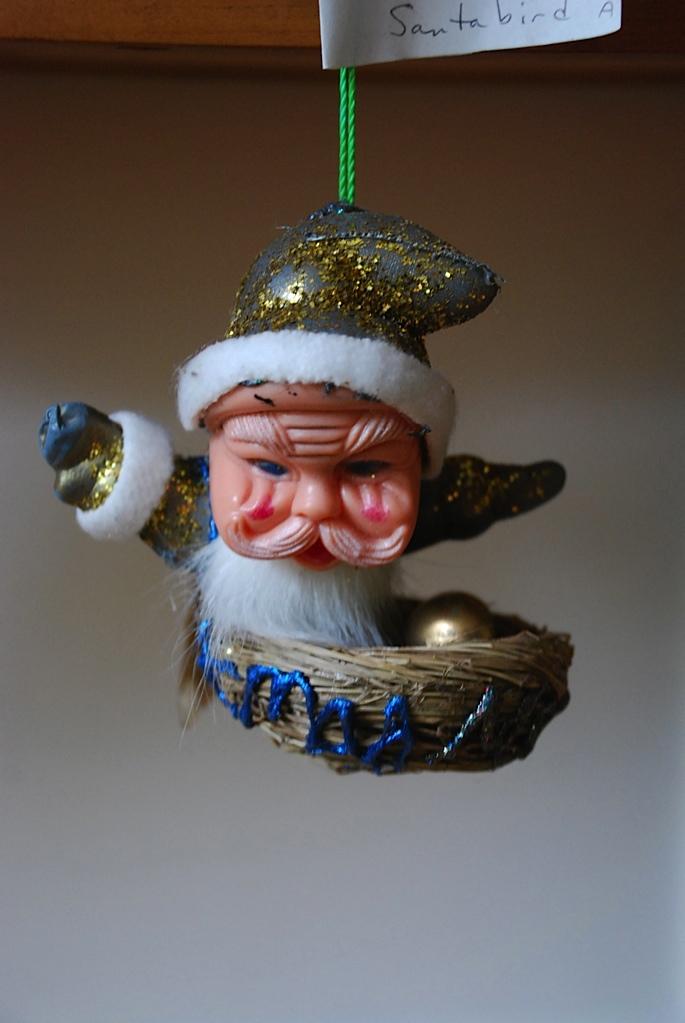 Of the ugliest christmas ornaments oh hula night
