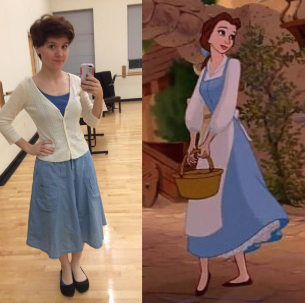 People Casually Dressing Like Disney Characters