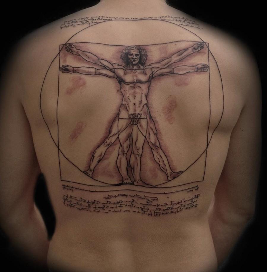 Legendary Tattoos For History Buffs  Abraham Lincoln Guff