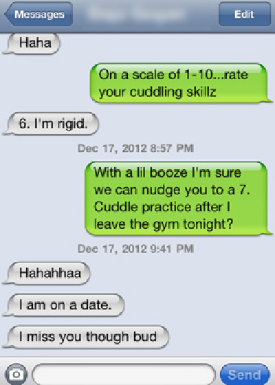 online dating tips texting girls