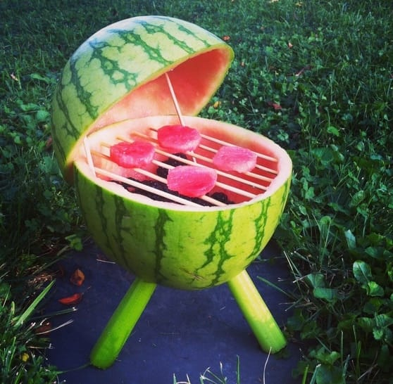 These insane carved watermelons are just what we all need