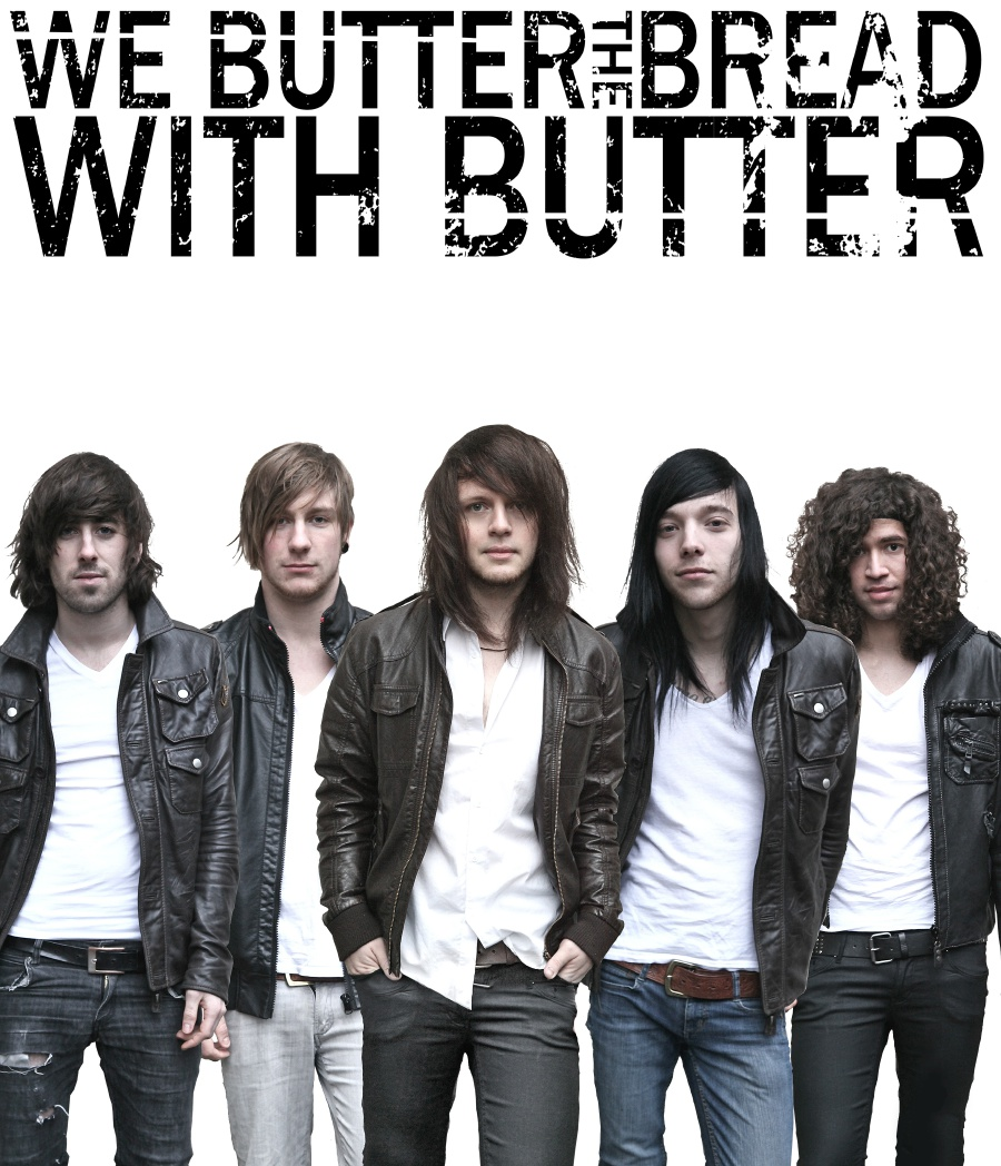 Butter The Bread With Butter