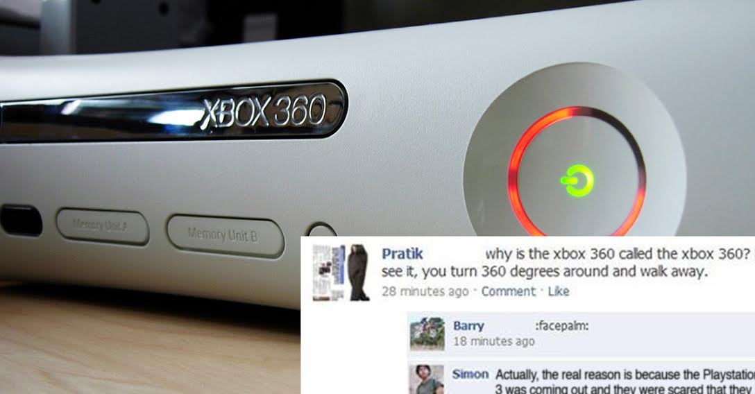 There's A Fascinating Reason They Called It The 'Xbox 360' That You've Never Heard Before