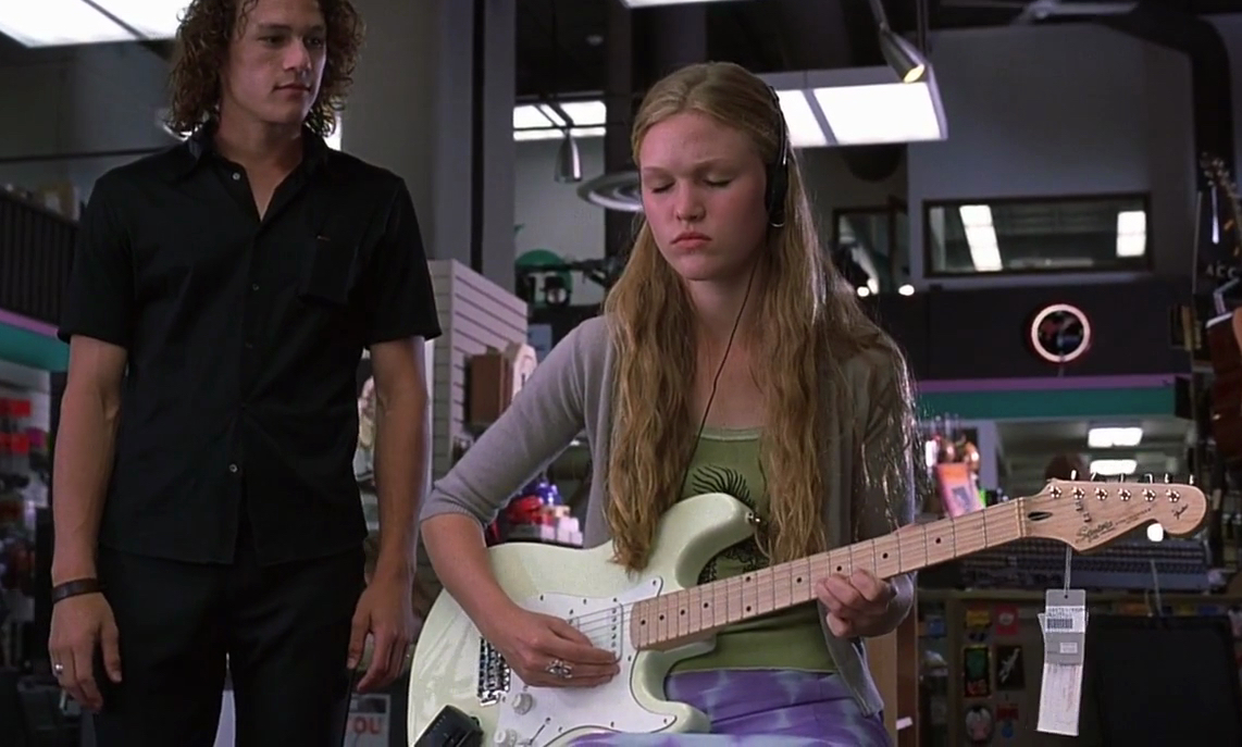 10 Things I Hate About You Movie Scenes: Behind-The-Scenes Secrets From '10 Things I Hate About You