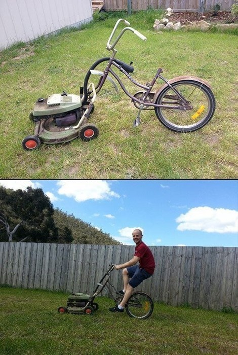 Genius Redneck Inventions You Wish You Would Have Thought