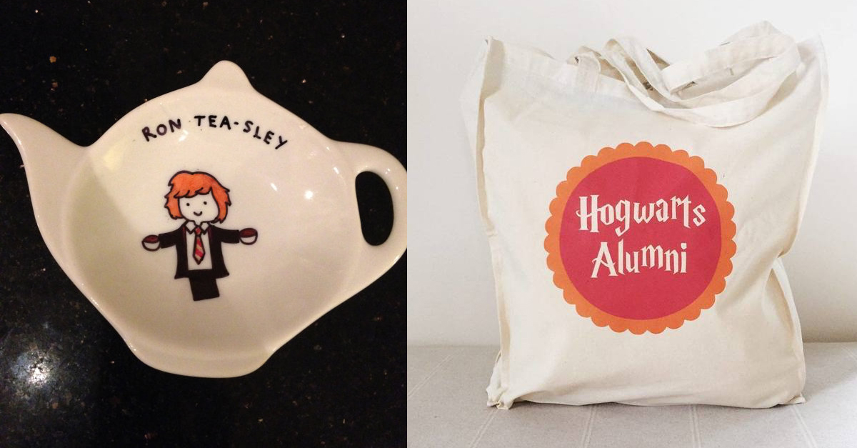 Adorable Products You'll Love If You Love Harry Potter